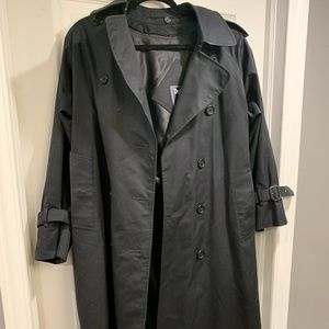 Authentic Vintage Burberry Trench Coat